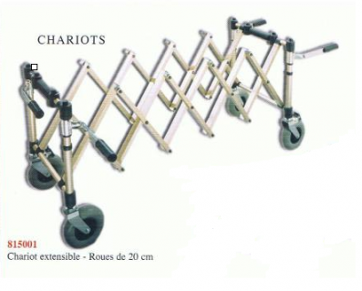Chariot SPENCER Ref 815001